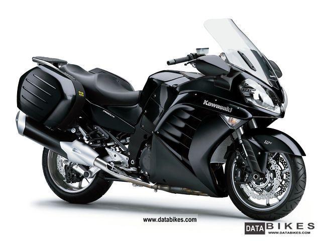 2011 Kawasaki  1400 GTR Mod.11 jackpot Motorcycle Tourer photo