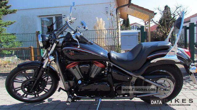 2009 Kawasaki  VN900 Motorcycle Chopper/Cruiser photo