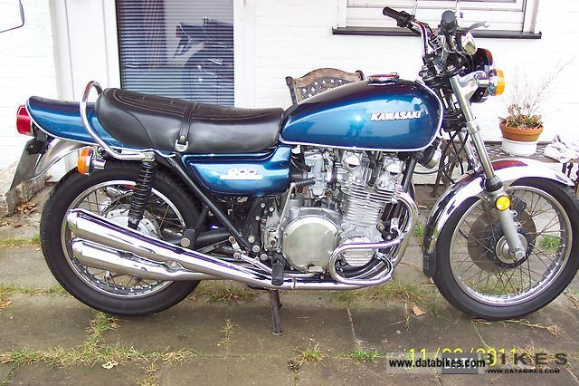 Kawasaki  Z 1b/900 1974 Vintage, Classic and Old Bikes photo