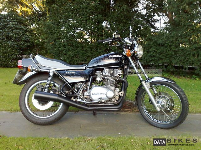 Kawasaki  Z 750 Twin 1979 Vintage, Classic and Old Bikes photo