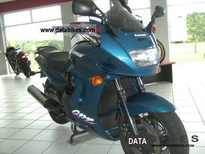 1998 Kawasaki  GPZ Motorcycle Sport Touring Motorcycles photo