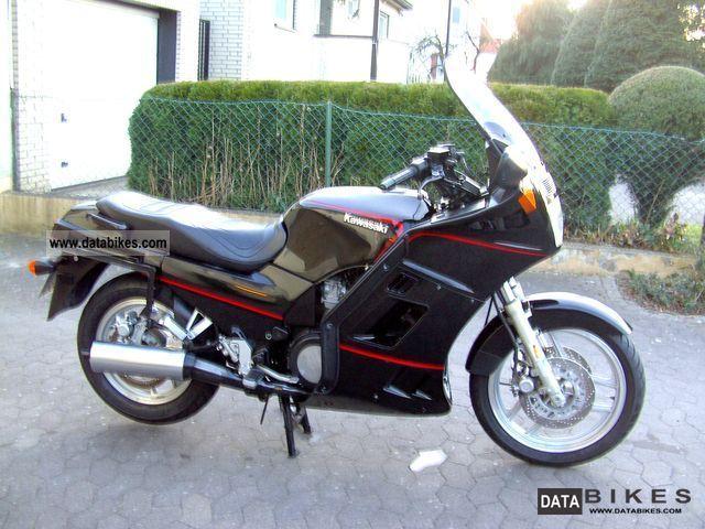 1994 Kawasaki  GTR 1000 Motorcycle Tourer photo