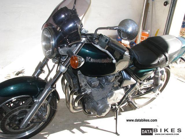 1990 Kawasaki  Zephyr ZR 550 B Motorcycle Motorcycle photo