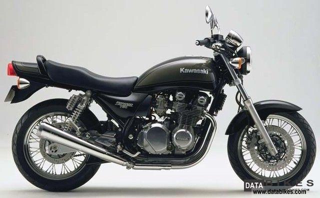 2000 Kawasaki  Zephyr Motorcycle Motorcycle photo