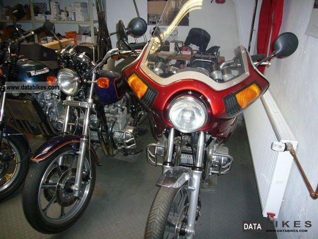 1981 Kawasaki  1100 ST Motorcycle Motorcycle photo