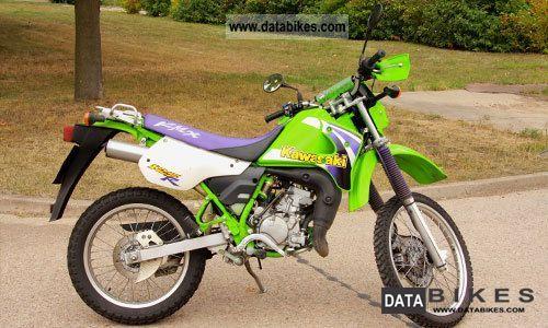1999 Kawasaki  mx 125b Motorcycle Enduro/Touring Enduro photo
