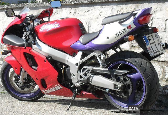 Kawasaki  ZX7R 2001 Sports/Super Sports Bike photo