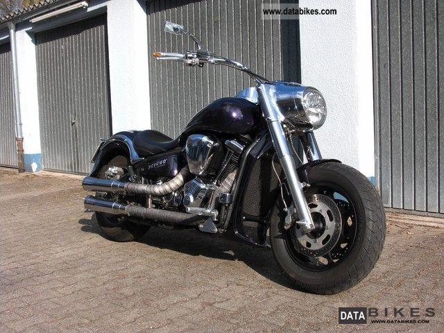 2004 Kawasaki  VN 2000 Motorcycle Chopper/Cruiser photo