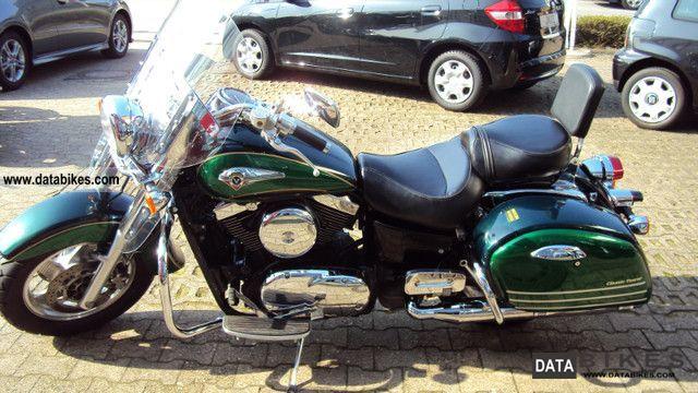 Kawasaki  VN1500 1999 Chopper/Cruiser photo