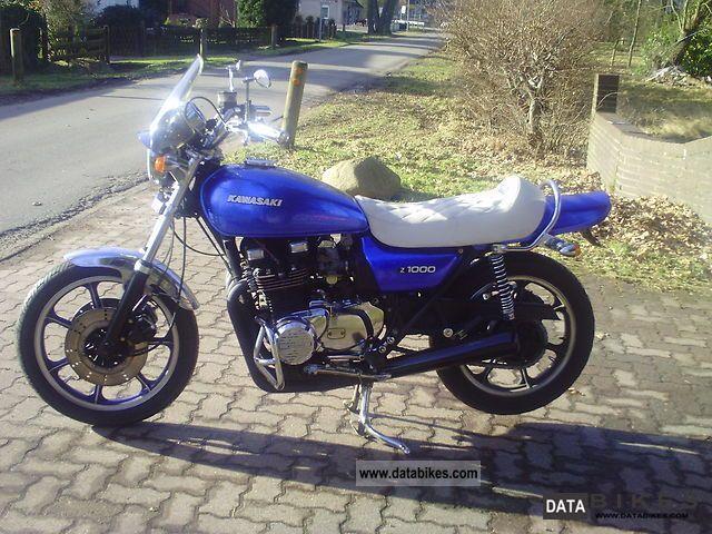 1980 Kawasaki  Z 1000 J Motorcycle Motorcycle photo