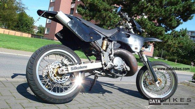 1995 Kawasaki  KX 500