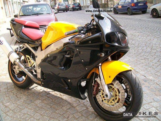 1999 Kawasaki ZXR 750 Top Condition Motorcycle Sports Super Bike Photo