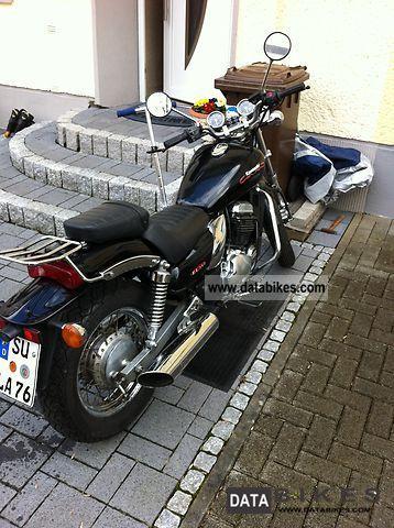 1998 Kawasaki  EL 252 Motorcycle Chopper/Cruiser photo