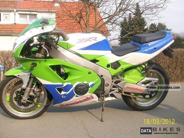 1994 Kawasaki  ZX 400 L Motorcycle Sports/Super Sports Bike photo