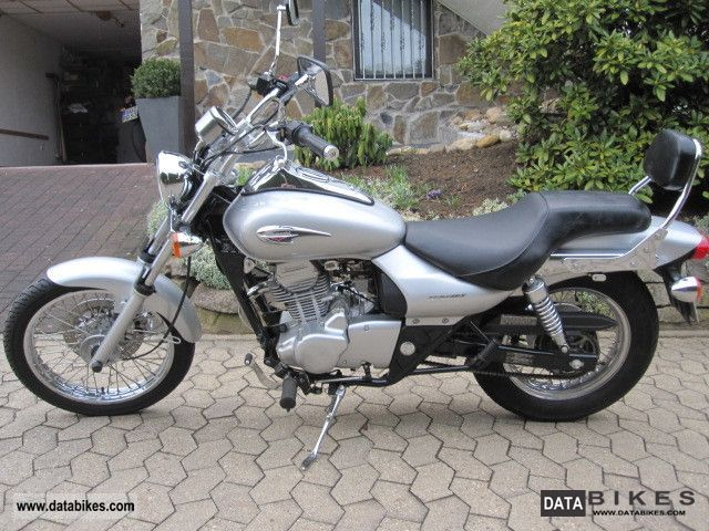 2007 Kawasaki  EL125 Eliminator Motorcycle Chopper/Cruiser photo