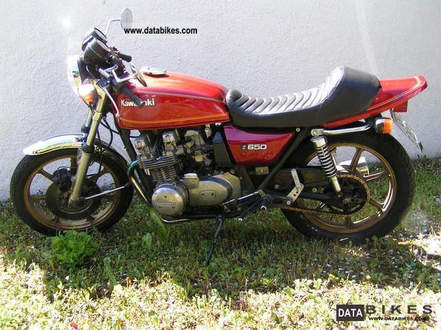 Kawasaki  Z 650 1978 Vintage, Classic and Old Bikes photo
