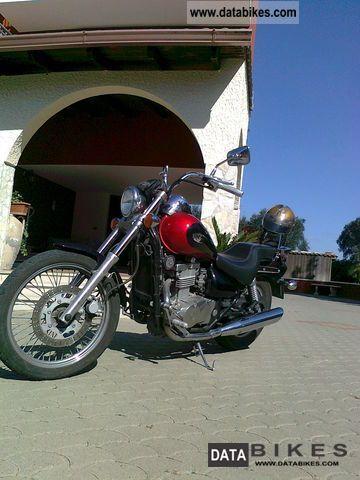 2001 Kawasaki  EN500 Coffee Motorcycle Chopper/Cruiser photo