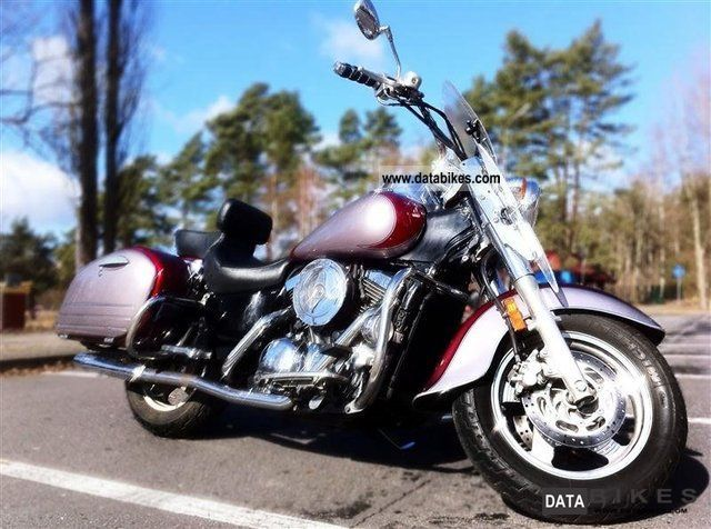 2001 Kawasaki  Vulcan 1500 Nomad Motorcycle Other photo