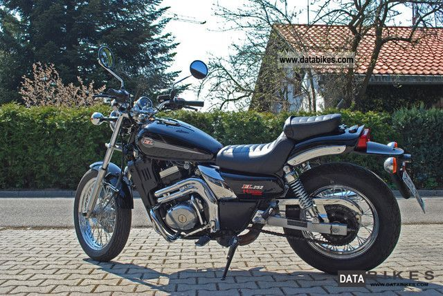 2001 Kawasaki  EL 250 Motorcycle Chopper/Cruiser photo