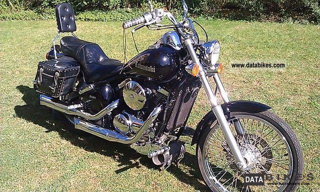 1997 Kawasaki  VN 800 Motorcycle Chopper/Cruiser photo