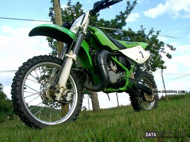2007 Kawasaki  KX 80 Motorcycle Rally/Cross photo