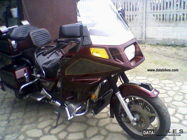 1986 Kawasaki  VOYAGER Motorcycle Other photo