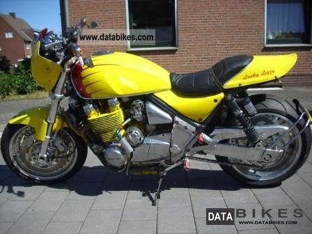 1995 Kawasaki  ZEPYR Motorcycle Streetfighter photo