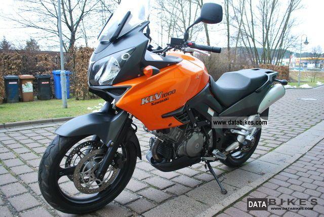 2006 Kawasaki  KLV 1000 Motorcycle Enduro/Touring Enduro photo