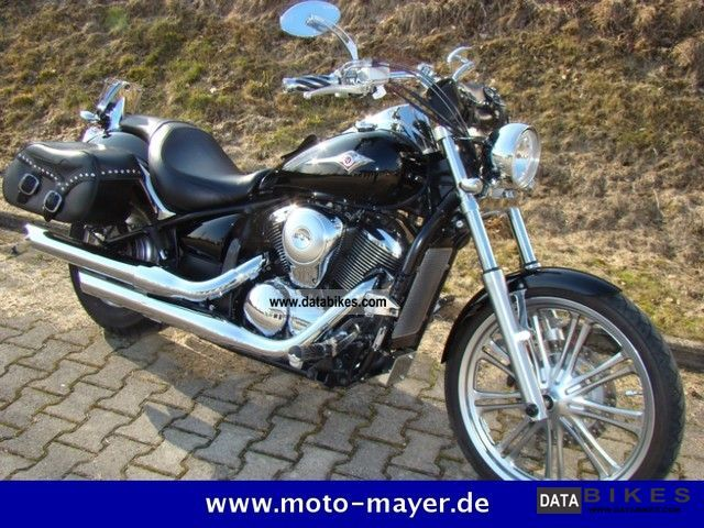 2007 Kawasaki  VN 900 Motorcycle Chopper/Cruiser photo