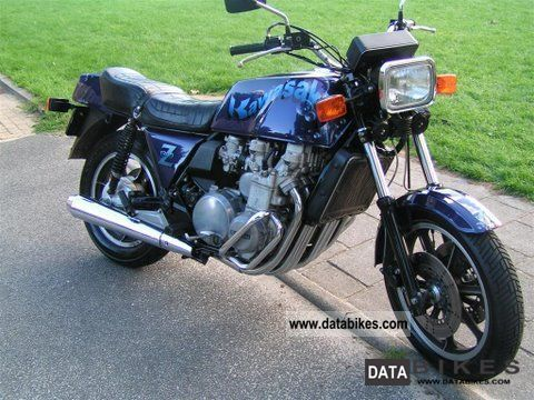 Kawasaki  z 1300 1979 Vintage, Classic and Old Bikes photo