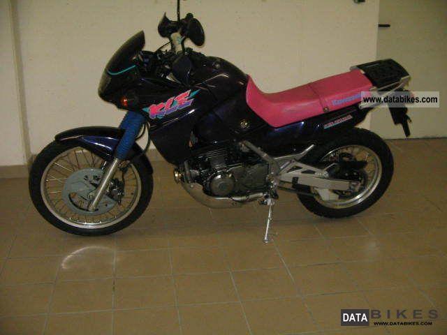 1991 Kawasaki  KLE 500 Motorcycle Enduro/Touring Enduro photo
