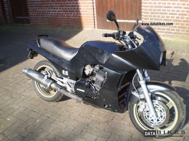1995 Kawasaki  GPZ 900 Motorcycle Motorcycle photo