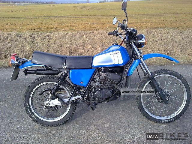 Kawasaki  KE 175 1985 Enduro/Touring Enduro photo