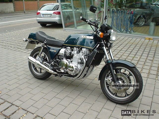 Kawasaki  Z1300 1982 Naked Bike photo