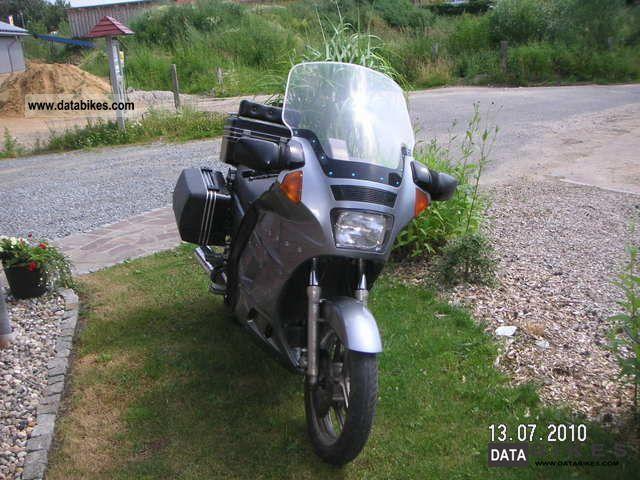 1986 Kawasaki  1000GTR 2pieces Motorcycle Motorcycle photo