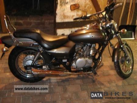 1999 Kawasaki  BN 125 A Motorcycle Chopper/Cruiser photo