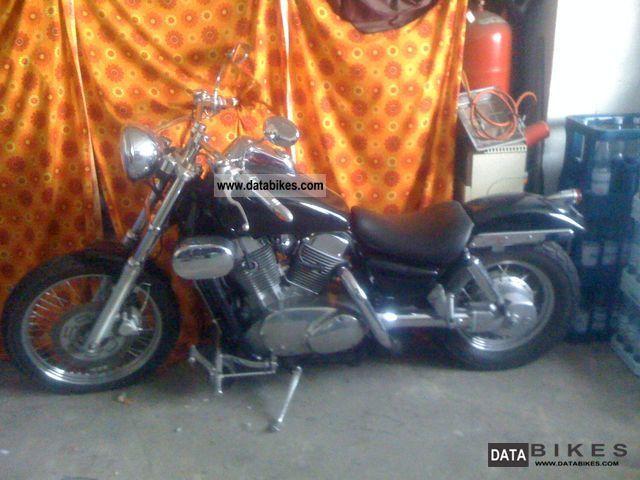 1994 Kawasaki  UN 15 A Motorcycle Chopper/Cruiser photo