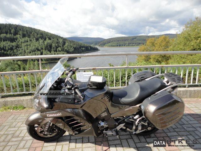 2010 Kawasaki  1400 GTR ABS Motorcycle Motorcycle photo
