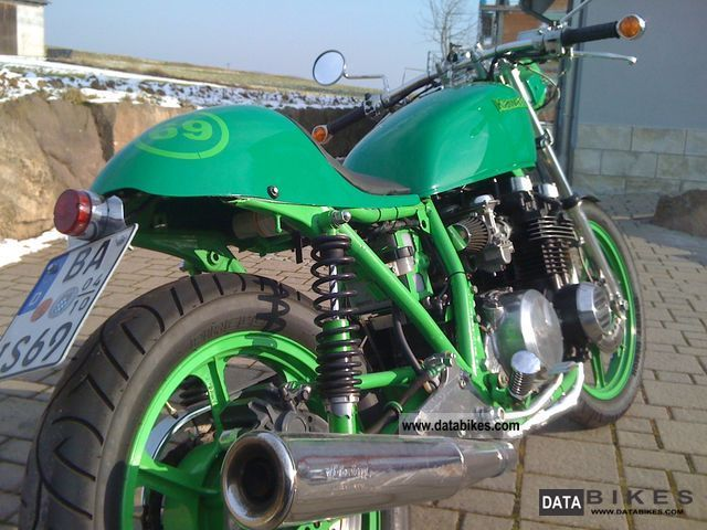1980 Kawasaki  z 750 s cafe racer Motorcycle Other photo