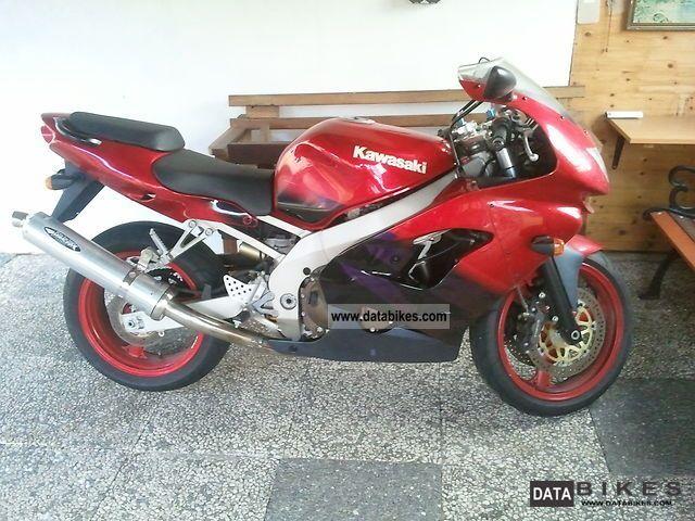 2005 Kawasaki  ZX 9R Motorcycle Sports/Super Sports Bike photo
