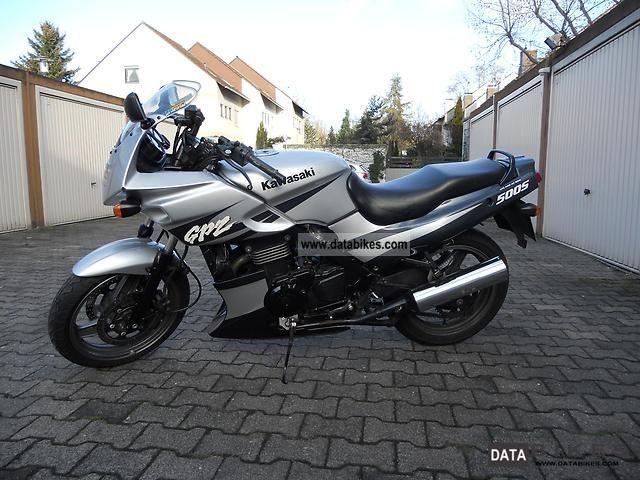2003 Kawasaki  GPZ Motorcycle Motorcycle photo
