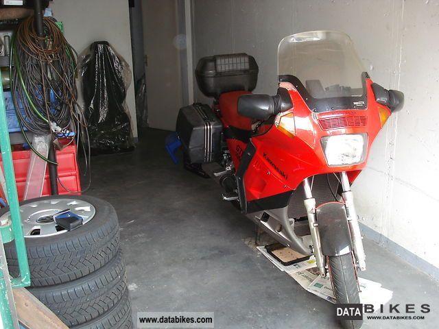 1991 Kawasaki  GTR 1000 Motorcycle Sport Touring Motorcycles photo