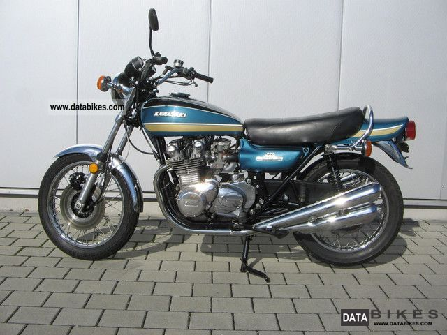 Kawasaki  Z900 4in4 1974 Vintage, Classic and Old Bikes photo