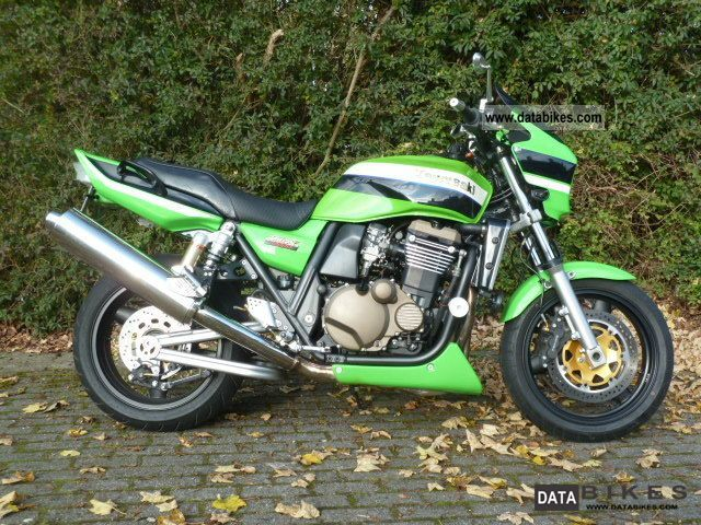 2007 Kawasaki  ZRX1200R Motorcycle Naked Bike photo