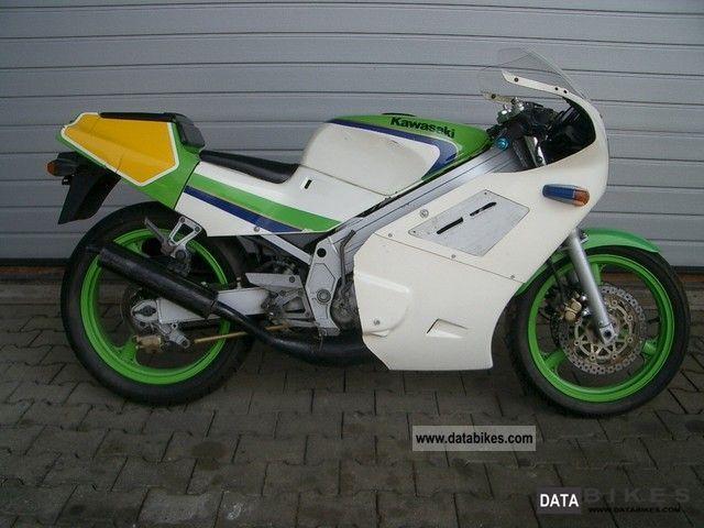 Kawasaki  KR 1 no RGV RS 250 1990 Sports/Super Sports Bike photo