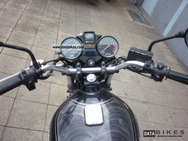 1980 Honda CB 750 F