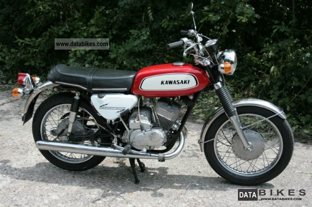 1971 Kawasaki  A 1 250 Motorcycle Motorcycle photo