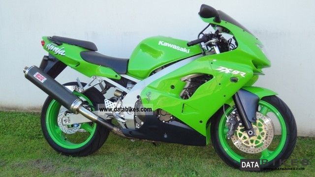 1998 Kawasaki  ZX 900 R Model C-top condition Motorcycle Sports/Super Sports Bike photo