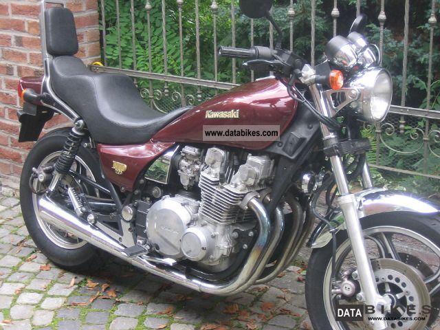 1985 Kawasaki Z 1100 Ltd With 1 Year Warranty 1000