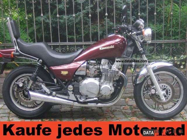 1985 Kawasaki  Z 1100 LTD, with 1 year warranty (1000) Motorcycle Chopper/Cruiser photo